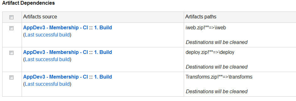 Using MSBuild and Team City for Deployments (Part 3 of 4): Transform